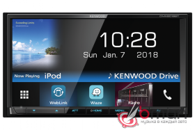 Kenwood DMX-6018BT автомагнитола
