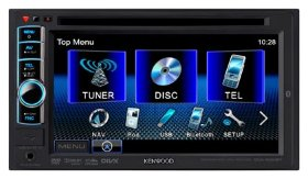 KENWOOD DDX4051BT
